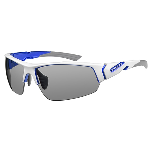 Ryders Strider Velo-Polar White-Blue/Grey Anti-Fog