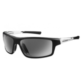 Ryders Strike Black-Silver-Crystal/Grey Lens