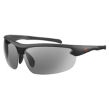 Ryders Swamper Black Matte/Grey Lens
