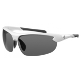 Ryders Swamper White-Black/Grey Lens