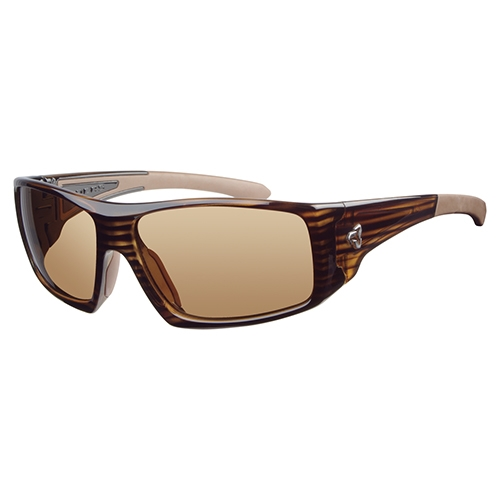 Ryders Trapper Photochromic Streak Demi/Brown Lens