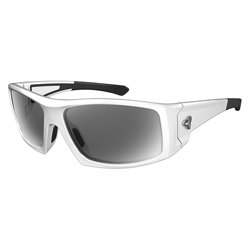Ryders Trapper Polarized White/Grey Lens