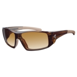 Ryders Trapper Polarized Streak Demi/Brown Lens