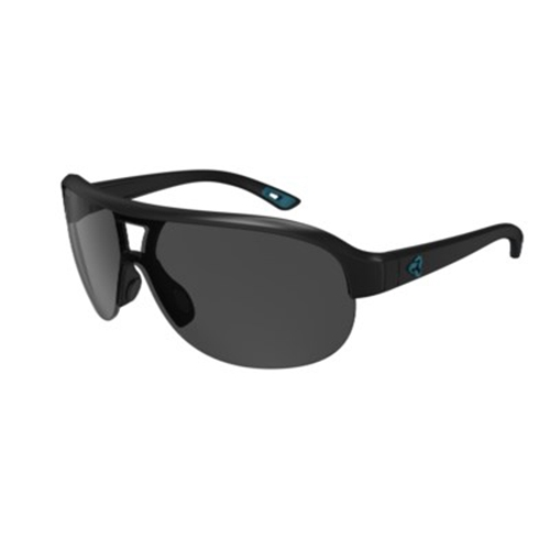 Ryders Trestle Anti-Fog Matte Black-Blue/Grey