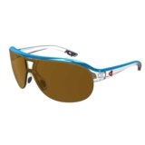 Ryders Trestle Poly Clear Blue/Brown