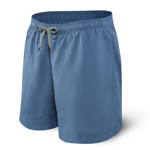 "SAXX Cannonball 2In1 7"" Trunks Men's Ink"