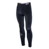 SAXX Force Long John Men's Black/Steel