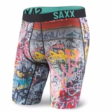 "SAXX Fuse Long Leg 9"" Men's Tag"