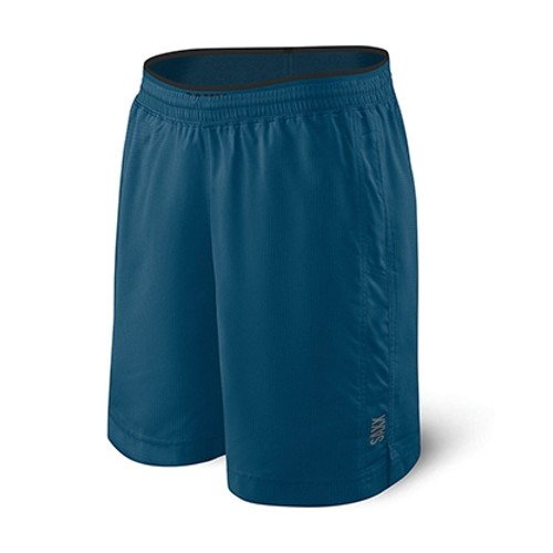 "SAXX Kinetic 2-IN-1 Short 8"" Men's Velvet Blue"