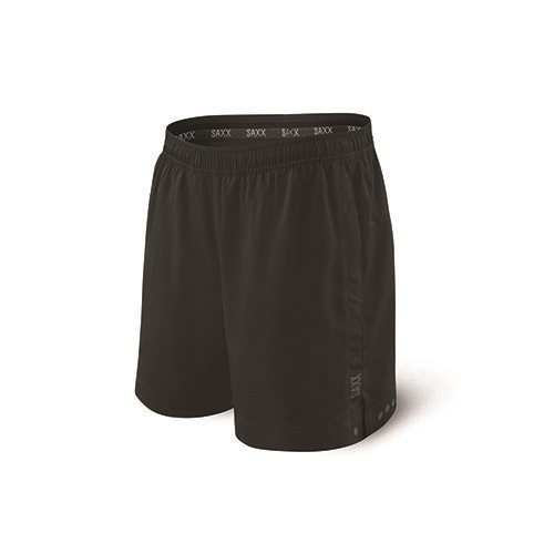 SAXX Kinetic 2-IN-1 Sport Men's Black