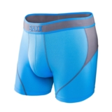 SAXX Kinetic Boxer Men's Malibu/Steel