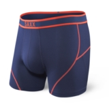 SAXX Kinetic Boxer Men's Midnight Blue/Orange
