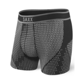 SAXX Kinetic Boxer Men's Grey Skyscraper