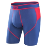SAXX Kinetic Long Leg Men's Bright Navy/Red