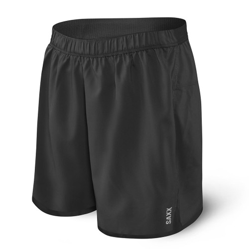 SAXX Pilot 2 In 1 Run Short Men's Black - SAXX Style # SXRU29-BLK F20