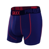 SAXX Pro Elite 2.0 Boxer Men's Cobalt/Black