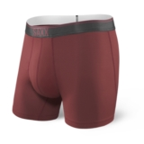 SAXX Quest 2.0 Boxer w/fly Men's Brick Red