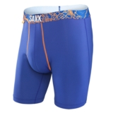 SAXX Quest 2.0 Long Leg Men's Cobalt/Orange