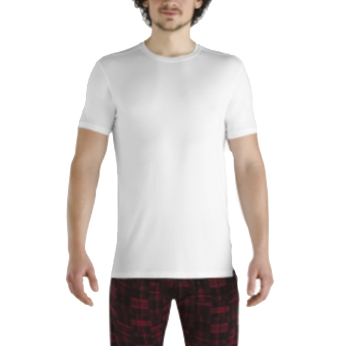 SAXX Sleepwalker Top S/S Men's White