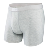 SAXX Ultra Boxer Fly Men's Light Heather