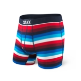 SAXX Ultra Boxer Fly Men's Cabana Stripe