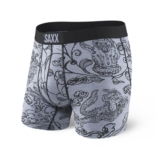 SAXX Ultra Boxer Fly Men's Tatoo You