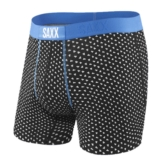 SAXX Ultra Boxer Fly Men's Tiny Ghost