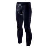 SAXX Ultra Long John Fly Men's Black
