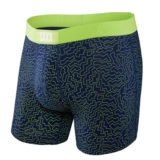 SAXX Vibe Boxer Modern Fit Men's Koro/Lime