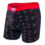 SAXX Vibe Boxer Modern Fit Men's All Lit Up