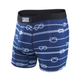 SAXX Vibe Boxer Modern Fit Men's Navy Rope