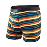 SAXX Vibe Boxer Men's Bright Stripe