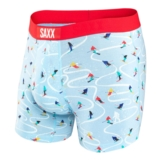 SAXX Vibe Boxer Men's Cloud Mini Moguls