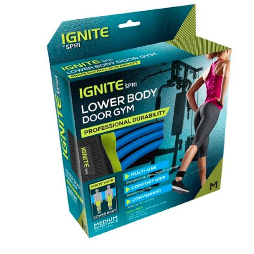 SPRI Ignite LowerBody Door Gym Door Workout
