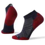 SW PhD Light Elite Low Cut Men's Deep Navy/Tibetan Red
