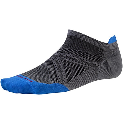 SW PhD Run Light Micro Unisex Graphite/Bright Blue