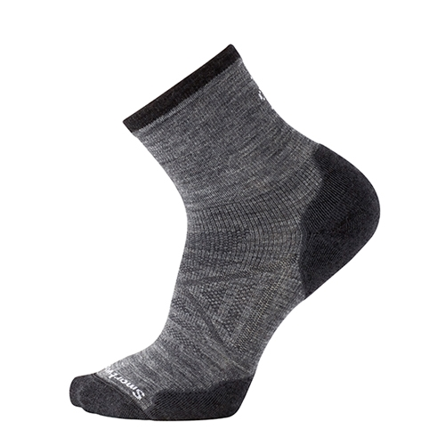 SW Phd Run Cold Weather Mid Cr Unisex Meduim Gray