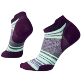 SW Phd Run Ul Striped Micro Women's Bordeaux