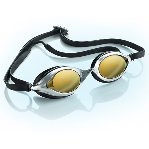 Sable 101 Competitive Mirrored Unisex Gold - Sable WaterOptics Style # MT-101