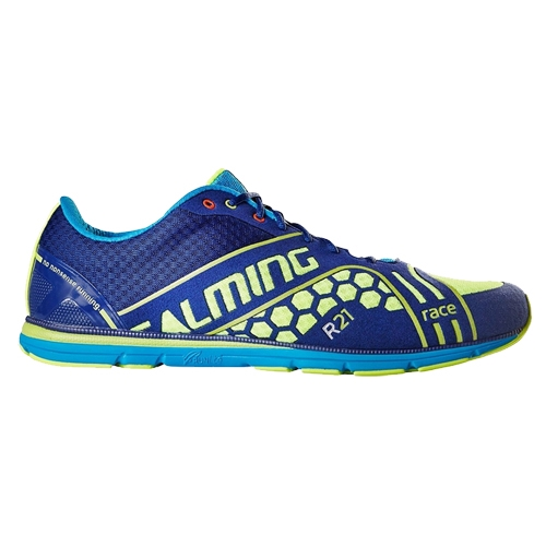 Salming Race 3 Men's Navy/Safety Yellow