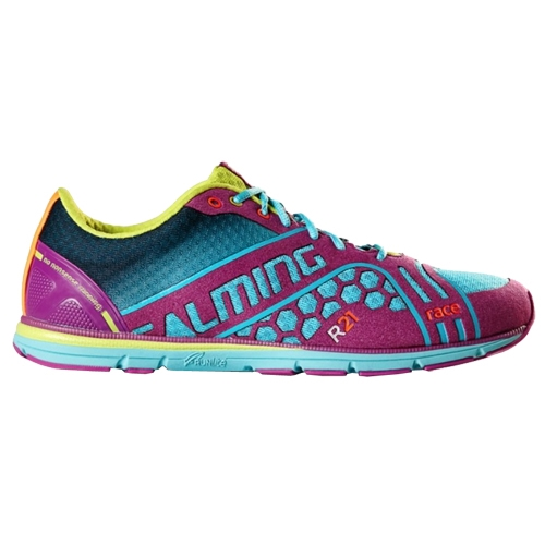 Salming Race 3 Women's Turquoise/Cactus