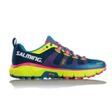 Salming Trail 5 Women's Blue/Flourscent Yellow