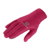 Salomon Active Glove U Unisex Lotus Pink