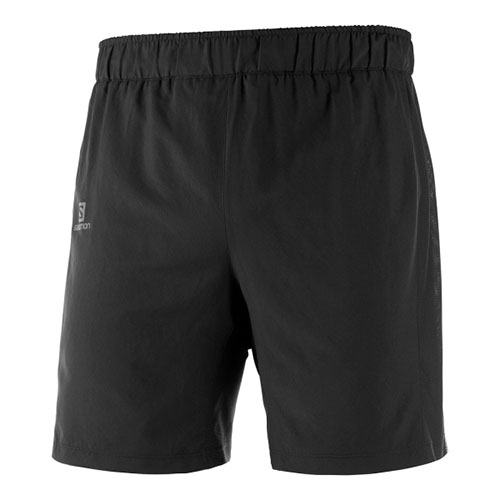Salomon Agile 2In1 Short Men's Black