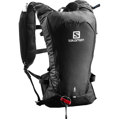 Salomon Agile 6 Set Unisex Black