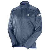 Salomon Agile Jacket Men's Dress Blue