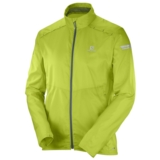 Salomon Agile Jacket Men's Lime Green