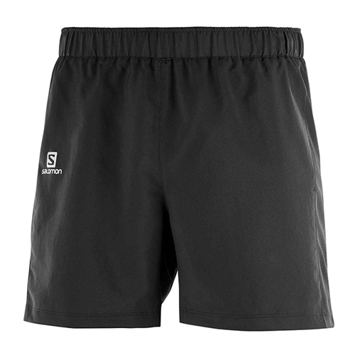 "Salomon Agile Short 5"" Men's Black"