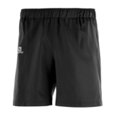 "Salomon Agile Short 7"" Men's Black"