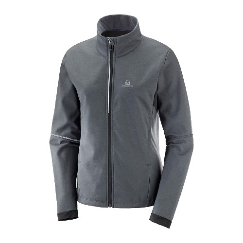 Salomon Agile Softshell JKT Women's Ebony